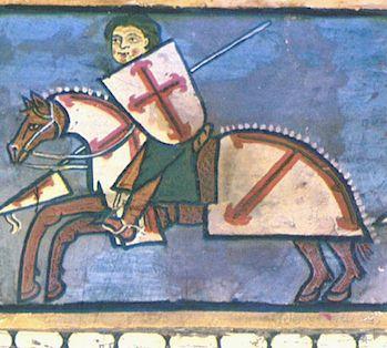 El bofordo o arte de la justa a caballo en Castilla Caballero